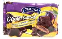 Cracovia Gingerbread Cookies with Plum Filling 200g