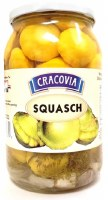 Cracovia Baby Yellow Squash in Brine 860g