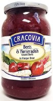 Cracovia Grated Beets and Horseradish 860g