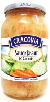Cracovia Sauerkraut With Carrots 860g