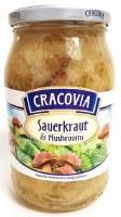 Cracovia Sauerkraut and Mushroom 860g