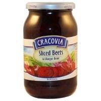 Cracovia Sliced Beets 900g