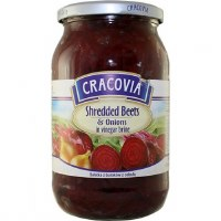 Cracovia Shredded Beets With Onion 860g