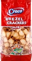 Croco Mix Crackers and Pretzel 500g