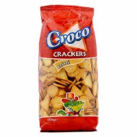 Croco Crackers with Cheese Flavor 400g