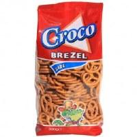 Croco Salted Pretzels 300g