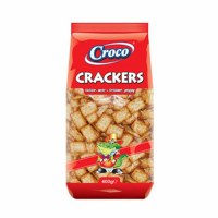 Croco Crackers with Sesame and Poppy 400g
