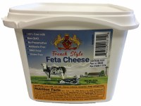 AP Global French Style Cow Milk Feta Cheese 800g