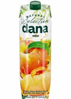 Dana Peach Juice 1L