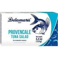 Delamaris Provencale Tuna Salad in Tomato Sauce 125g