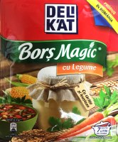 DeliKat Bors Magic cu Legume with Vegetables 65g