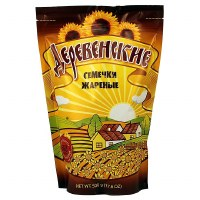 Derevenskie Roasted Unsalted Sunflower Seeds 500g