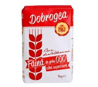 Dobrogea All Purpose White Wheat Flour 1 kg