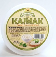 Domasen Kajmak Cream Cheese Spread 16oz F