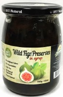 Domasen Wild Figs in Natural Syrup 700g