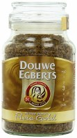 Douwe Egberts Pure Gold Instant Coffee 200g