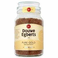 Douwe Egberts Pure Gold Instant Coffee Medium Roast 190g