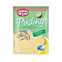 Dr. Oetker Coconut Pudding 128g