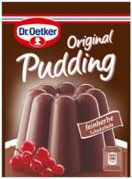 Dr. Oetker Dark Bitter Chocolate Pudding 111g