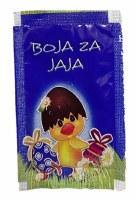 KGT Beograd Blue Easter Egg Dye 3g