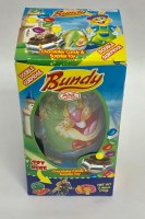 Elvan Chocolate Surprise Egg Bundy Box 70g