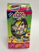 Elvan Chocolate Surprise Egg Choco Stars 70g