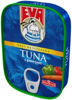 Eva Tuna with Vegetables in Tomato Sauce 115g