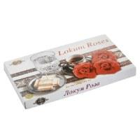 Evropa Rose Flavored Lokum 400g