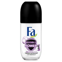 Fa Invisible Power Roll On Deodorant 50ml