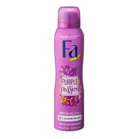 Fa Womens Purple Passion Deodorant Spray 150ml