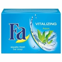 Fa Vitalizing Aqua Soap Bar 100g