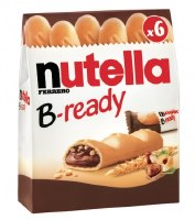 Ferrero Nutella B-ready Wafer  6 pack