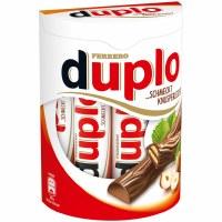 Ferrero Kinder Duplo 10 pack 182g