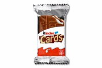 Ferrero Kinder Cards 25g