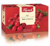 Franck Cranberry Tea 55g