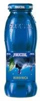 Fructal Superior Blueberry Nectar 200ml  Glass Bottle