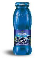 Fructal Superior Black Currant Juice 200ml