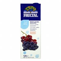 Fructal Blueberry Juice 1.5L