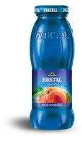 Fructal Superior Peach Nectar 200ml Glass Bottle