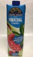 Fructal Classic Red Fruit Juice 1L