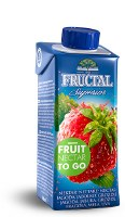 Fructal Superior Strawberry To Go Nectar 200ml