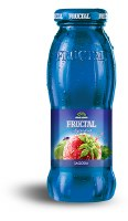 Fructal Superior Strawberry Nectar 200ml Glass Bottle
