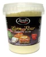 Livada Yellow Corn Flour Fine Kokuruzno Brasno 1lb