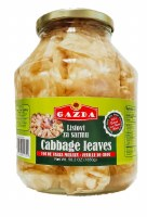 Gazda Cabbage Leaves 1650g