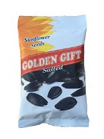 Golden Gift Salted Sunflower Seeds 200g