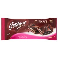 Goplana Dark Chocolate Bar 90g