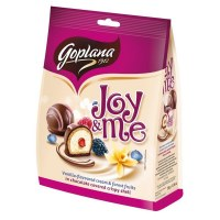 Goplana Joy & Me Vanilla Fruit Wafer Bites 135g