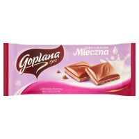 Goplana Milk Chocolate Bar 90g