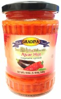 Gradina Hot Ajvar 19oz