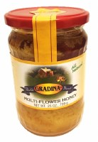 Gradina Multiflower Honey 25oz
